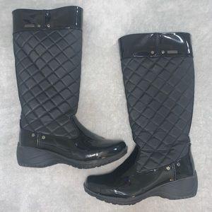 Khombu Merrit Tall Water Resistant Winter Boots 7